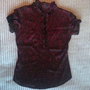Elie Tahari blouse, excellent condition!